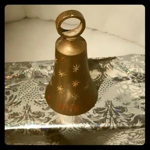 Super vintage INDIA - Brass handmade bell
